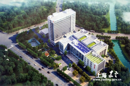 Jiading to get new hospital
