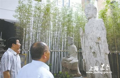 Jiading's leading private museums and galleries