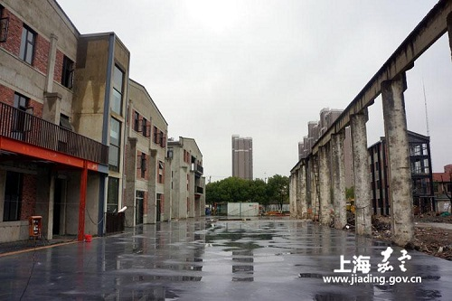 Jiangqiao town to get a new innovation center