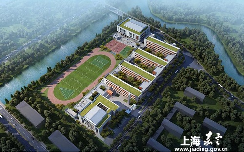 Jiading foreign language school to start middle school construction