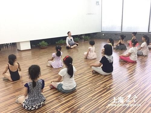 Jiading Museum promotes traditional Chinese dance