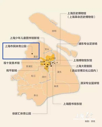 Jiading to get new sports park