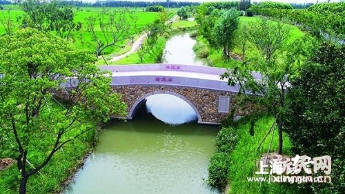 New park in Jiading features rural landscape