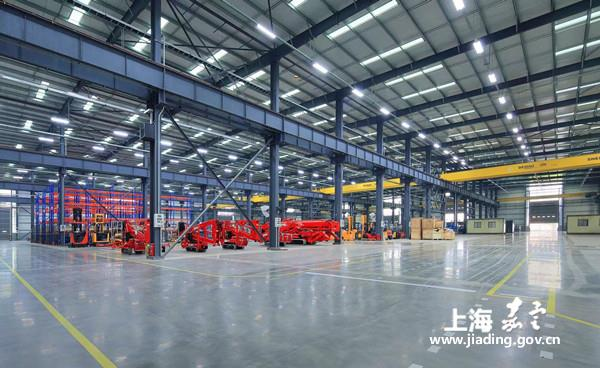 Jiading a hot spot for industrial investment in H1