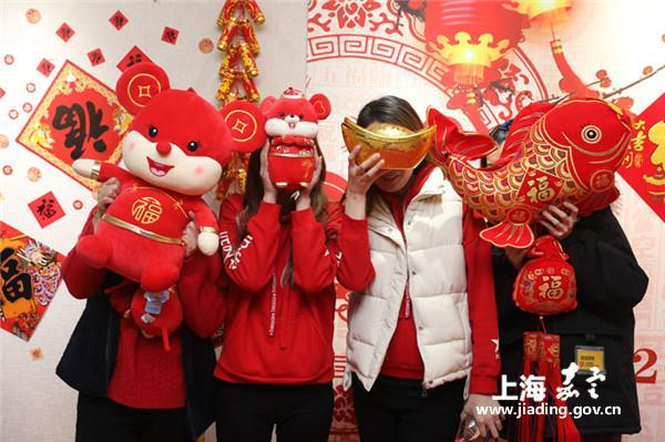Exhibition celebrates New Year folk culture